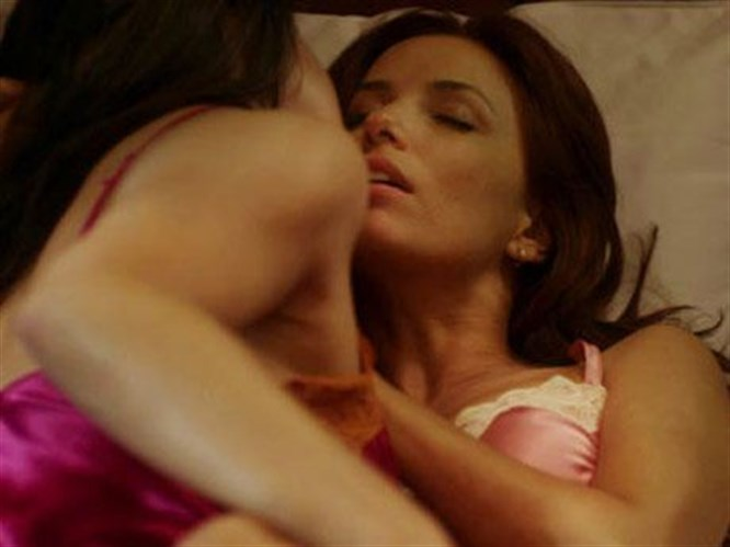 Lezbiyen kızlar sevişme Sahnesi  porno indir porno seyret